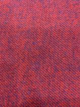 Double-Face Diagonal-Streifen, rot- blau