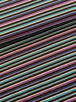 Baumwolle-Jersey Streifen