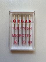 Nähmaschinen-Nadeln Microtex assortiert