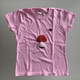 "T-Shirt ""Pilz mit Marienkäfer"""