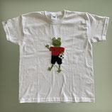 """T-Shirt """"Fußball-Frosch"""""""