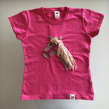 "T-Shirt ""Pferdekopf"""