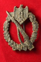 German WW2 Infantry Assault Badge RARE #17