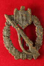 German WW2 Infantry Assault Badge #12