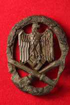 General Assault badge #27