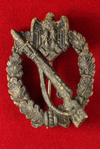 German WW2 Infantry Assault Badge #11