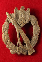 German WW2 Infantry Assault Badge #19