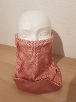Skimasken Altrosa