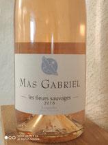Mas Gabriel - Les Fleurs Sauvages 2018