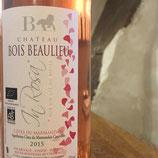 Chateau Bois Beaulieu - In Rosa 2015