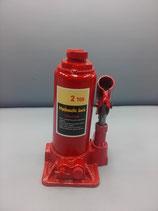Домкрат бутылочный 2-х штоковый 2 т