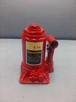 Домкрат 4 т. бутылочный гидравлический высота подъема 168-328мм вес 2,3кг/5