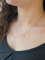 Halskette CIRCLE