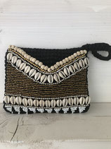 Clutch BOHO shell black