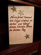 Geschenkbox mit Spruch