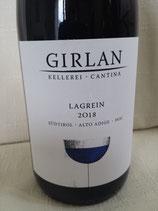 Lagrein dunkel 7/10 lt. Wein/vino/vine DOC