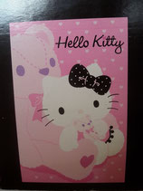 Poster, Wand Deko, Wandbild, Bild, Hello Kitty, teddy