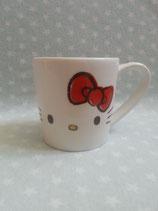 Tassen, Keramik Tasse, Kaffeebecher, Hello Kitty, retro