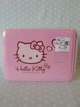 Brotdose, Lunchbox, Vorratsbehälter, Snack Box, Hello Kitty, heart