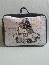 Kosmetiktasche, Beuty Bag, Kulturbeutel, kleine Tasche, Hello Kitty, chum big xl