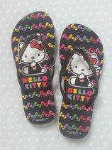Flip Flops, Hello Kitty, color bow