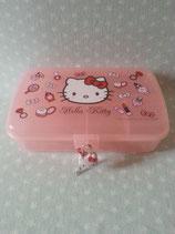 Schmuckkästchen, Schmuckdose, Aufbewahrungsbox, Schmuck Dose, Box, Hello Kitty, beauty rosa