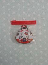 Zipper Bag, Hello Kitty, retro klein