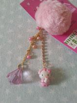 Hello Kitty, Schlüsselanhänger, Handtaschen Charm, Anhänger Set, winter