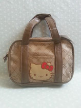 Kosmetiktasche, Beuty Bag, Kulturbeutel, kleine Tasche, Hello Kitty, jop