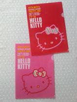 Sichthüllen, Schutzhüllen, Prospekt Hülle, Hello Kitty, itty-bitty