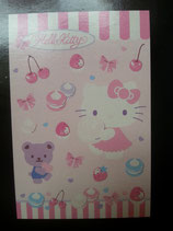 Poster, Wand Deko, Wandbild, Bild, Hello Kitty, candy