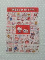 Sichthülle, Schutzhülle, Prospekt Hülle, Hello Kitty, candy L