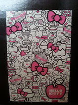 Poster, Wand Deko, Wandbild, Bild, Hello Kitty, cooking