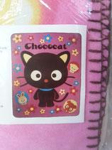 Chococat, Fleece Decke, Wohndecke, Tagesdecke, Sanrio