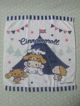 Cinnamoroll, Reisehandtuch, Mini Handtuch, Händehandtuch, Gästehandtuch, Sanrio