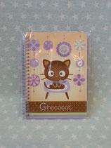 Chococat, Notizbuch, Spiralblock, Notizheft, Sanrio, room
