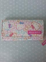 Brieftasche, Portemonnaie, Geldbörse, Geldbeutel, Damen, Hello Kitty, color