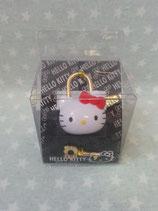 Schmuckschloss, Deko Schloss mit Schlüssel, Hello Kitty