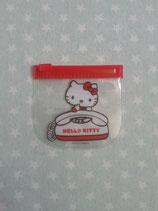 Zipper Bag, Hello Kitty, phone klein