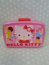 Brotdose, Lunchbox, Vorratsbehälter mit Einsatz, Snack Box, Hello Kitty, candy