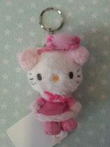 Hello Kitty, Plüsch Anhänger, Schlüsselanhänger, Handtaschen Charm, Anhänger, winter
