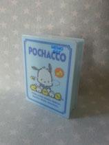 Pochacco, Notizzettel in Box, Zettelbox, Sanrio, book