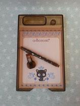 Chococat, Schreib Set, Schreibtischset, Notizzettel, Sanrio