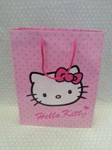 Geschenktüte, Geschenktasche, Papiertragetasche, Hello Kitty, L