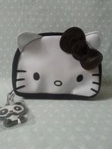 Kosmetiktasche, Beuty Bag, Kulturbeutel, kleine Tasche, Clutch, Hello Kitty, panda