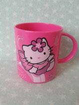 Tassen, Plastik Tasse, Becher, Hello Kitty, fairy