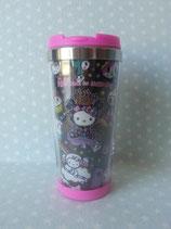 Thermobecher, Travel Mug, Isolierbecher, Behälter to go, Hello Kitty, tokidoki