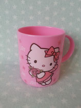 Tassen, Plastik Tasse, Becher, Hello Kitty, angel