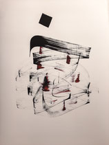 "Mehdi Abedini ""خ"" - Print"