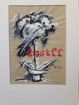 "dmstff - ""Gray Flower I"""